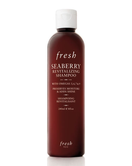 Fresh Seaberry Revitalizing Shampoo, 240 mL