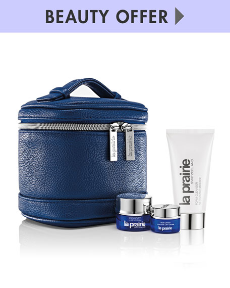 La Prairie Yours with any $400 La Prairie purchase—Online only*