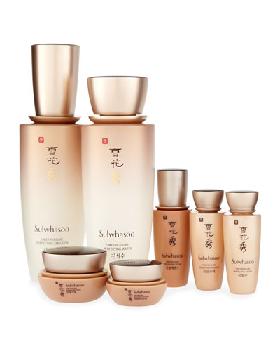 Sulwhasoo TimeTreasure Introduction Set