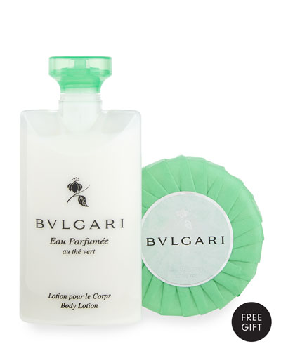 Bvlgari Yours with any $125 Bvlgari purchase