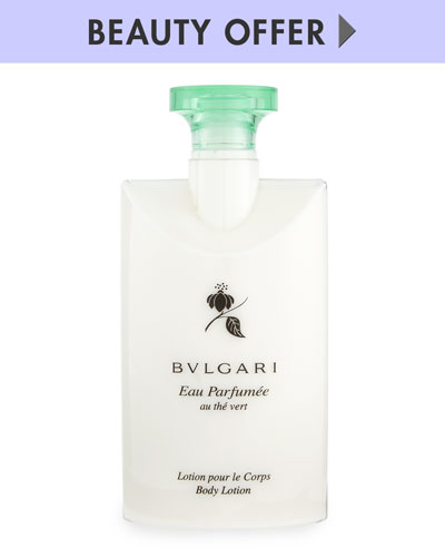 Bvlgari Yours with any $150 Bvlgari purchase