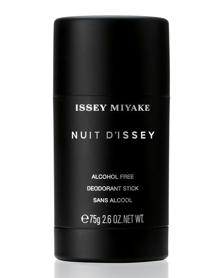 Issey Miyake Nuit d'Issey Deodorant Stick, 75g