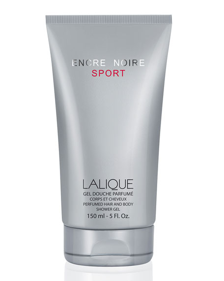 Lalique Encre Sport Shower Gel, 5 oz.