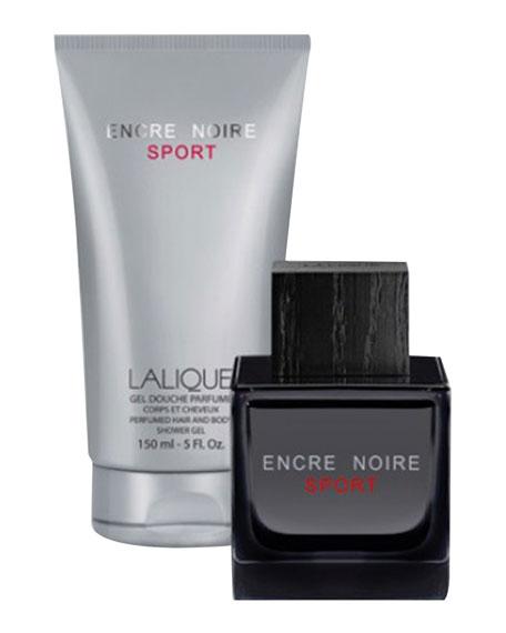 Encre Noire Sport Set