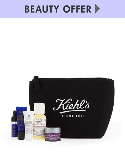 Kiehl's Since 1851 Yours with any $95 Kiehl's purchase