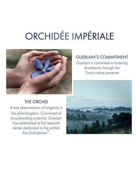 Orchidee Imperiale The Longevity Concentrate, 1.0 oz./ 30 mL