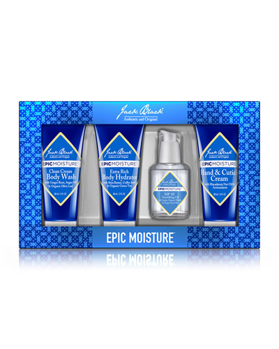<b>Exclusive</b> Epic Moisture Collection Set