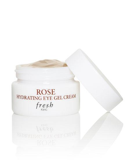 Fresh Rose Hydrating Eye Gel Cream, 0.5 oz.