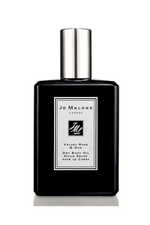 Jo Malone London Velvet Rose & Oud Dry Body Oil, 100 mL