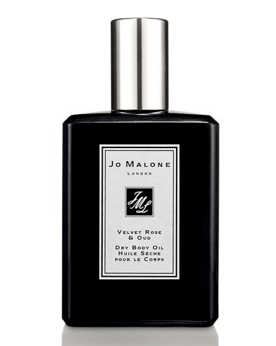 Jo Malone London Velvet Rose & Oud Dry Body Oil, 100 mL