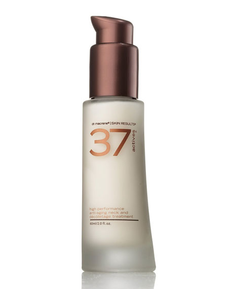 37 Actives Neck and Décolletage Treatment, 2.0 oz.