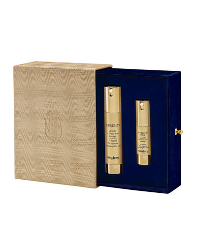 Sisley-Paris LIMITED EDITION Luxury Coffret Supremÿa/ Supremÿa Eyes