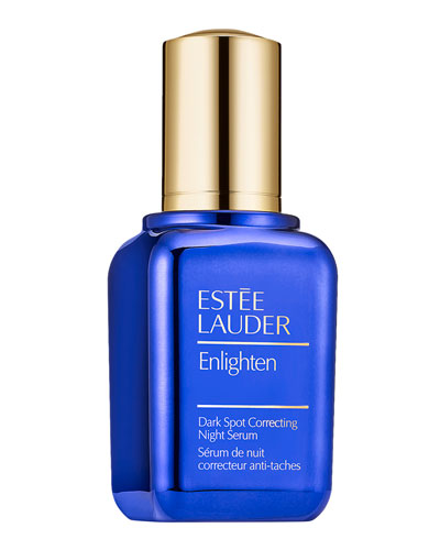 Estee Lauder Enlighten Dark Spot Correcting Night Serum, 1 oz.