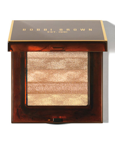 Bobbi Brown LIMITED EDITION Copper Diamond Shimmer Brick