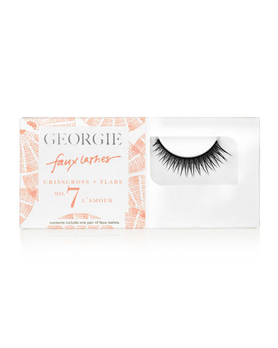 Georgie L'Amour Faux Lashes