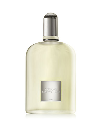 Grey Vetiver Eau de Toilette, 3.4 oz.