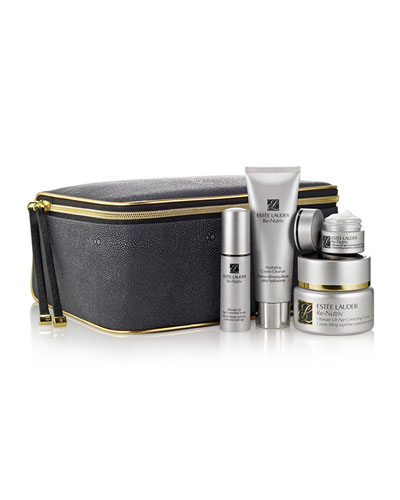 Estee Lauder LIMITED EDITION Re-Nutriv Indulgent Luxury for Face Ultimate Lift Age-Correcting Collection