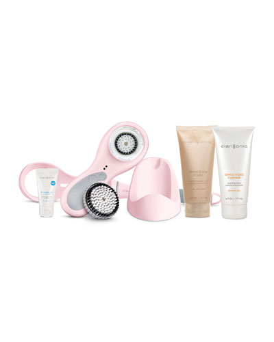 Clarisonic Holiday Plus Pink Value Set