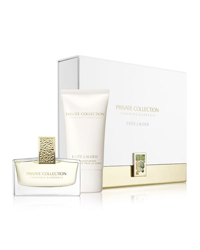 Estee Lauder LIMITED EDITION Private Collection Tuberose Gardenia Limited Time Duo