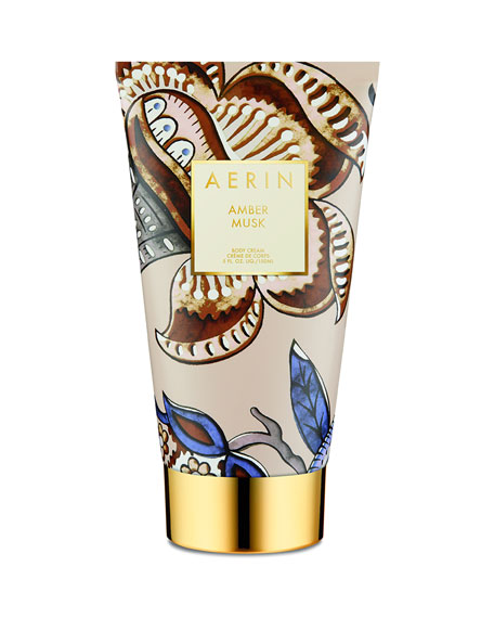 AERIN Beauty Body Cream, Amber Musk, 150 mL