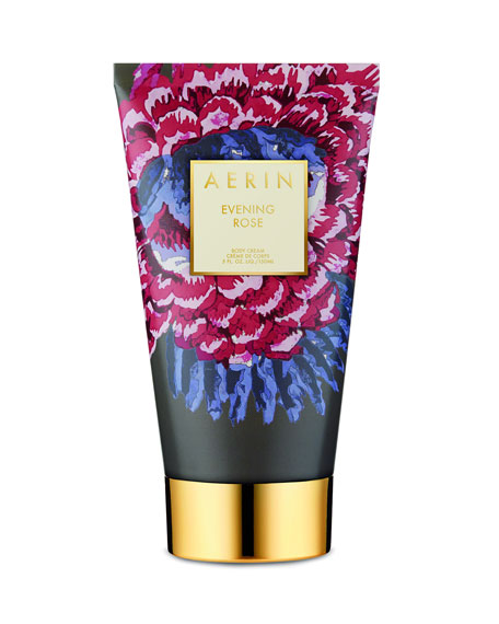 Body Cream, Evening Rose, 150 mL