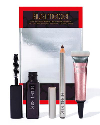 Laura Mercier LIMITED EDITION Eye Transformer Trio, Rose Quartz