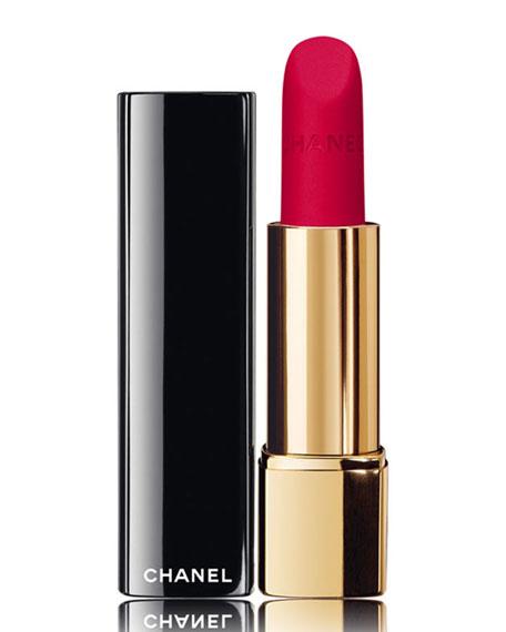 <b>ROUGE ALLURE VELVET - PLUMES PRECIEUSES</b><br>Intense Long-Wear Lip Colour - Limited Edition