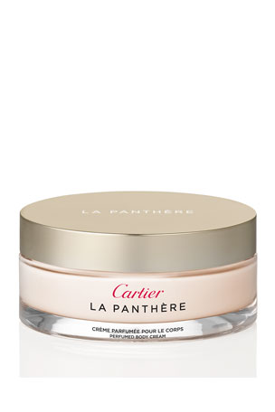 Cartier La Panthère Body Cream, 6.7 oz.