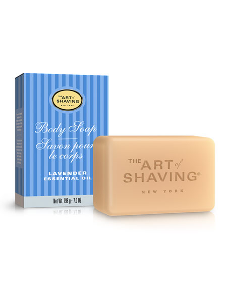 The Art of Shaving Lavender Body Soap, 7 oz.
