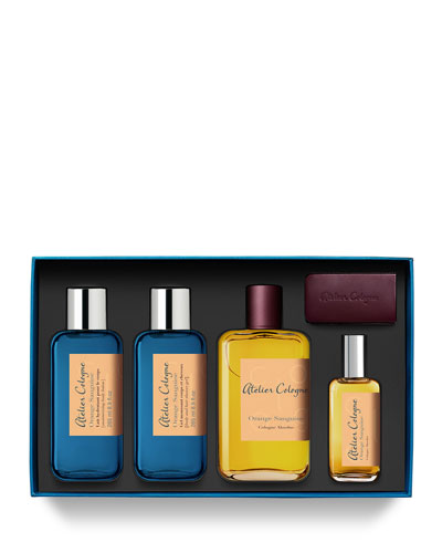 Orange Sanguine Coffret