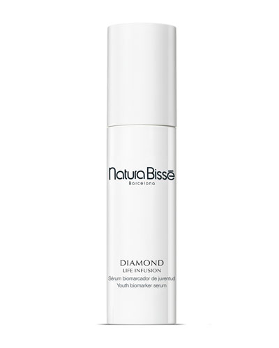 Natura Bisse LIMITED EDITION Diamond Life Infuston Airless Pump Value Size, 1.7 oz.