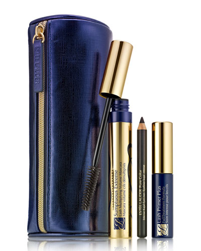 Estee Lauder LIMITED EDITION Dramatic Eyes Featuring Sumptuous Extreme Mascara