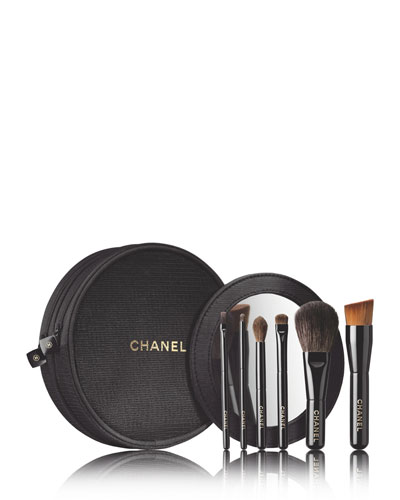 CHANEL <b>LES MINI DE CHANEL</b><br>Mini Brush Set - Limited Edition