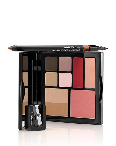 Trish McEvoy LIMITED EDITION Power Of Makeup® Collection Simply Gorgeous Palette