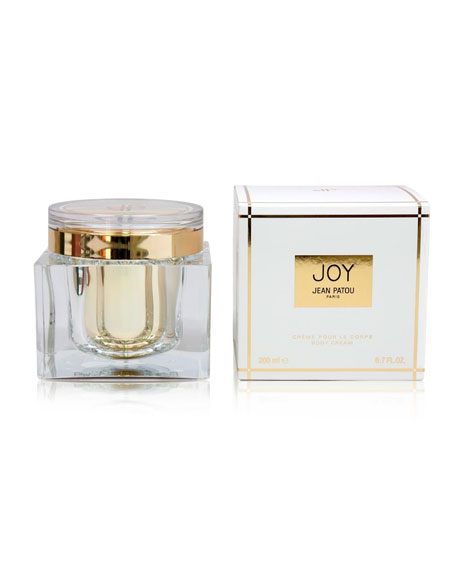 Jean Patou Joy Body Cream, 6.7 oz.