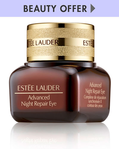 Estee Lauder Yours with any purchase of a 1.7 oz. Advanced Night Repair