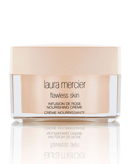 Laura Mercier Infusion De Rose Nourishing Creme, 1.7