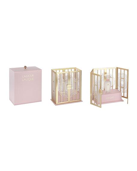 L'Amour Crystal Extrait de Parfum, 2.7 oz./ 80 mL