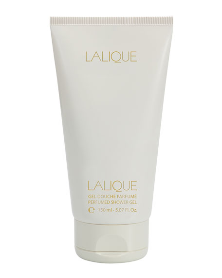 Lalique de Lalique Perfumed Shower Gel Tube, 5 oz.