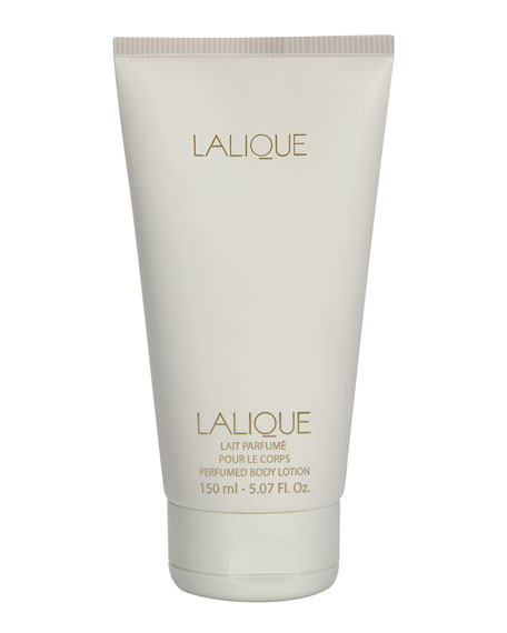 Lalique Lalique de Lalique Perfumed Body Lotion Tube,