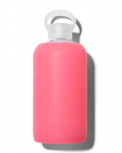 Glass Water Bottle Sugar, 1L