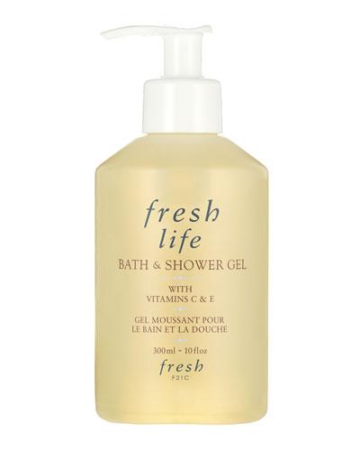 Fresh Life Bath and Shower Gel, 10.15 oz.