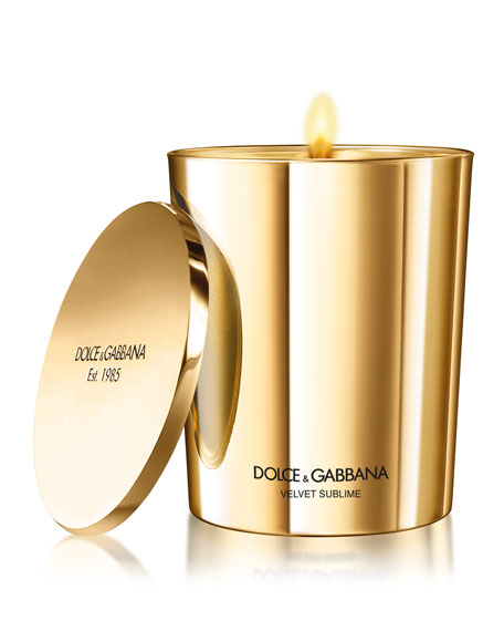 Dolce & Gabbana Fragrance Sublime Candle, 190g