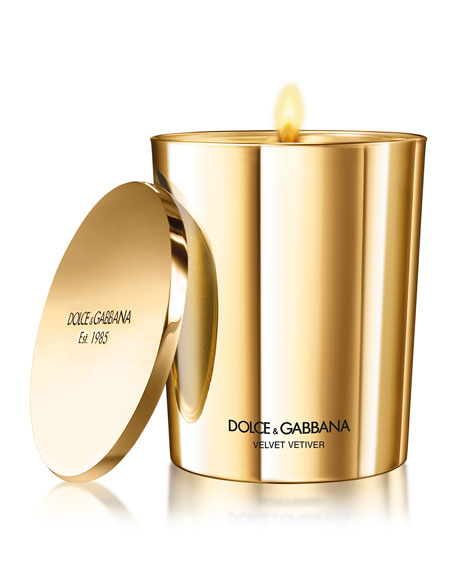 Dolce & Gabbana Fragrance Vetiver Candle, 190g