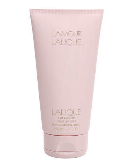 Lalique L'Amour Perfumed Body Lotion, 150 mL
