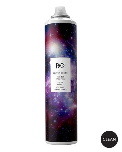Outer Space Flexible Hairspray, 9.5 oz.