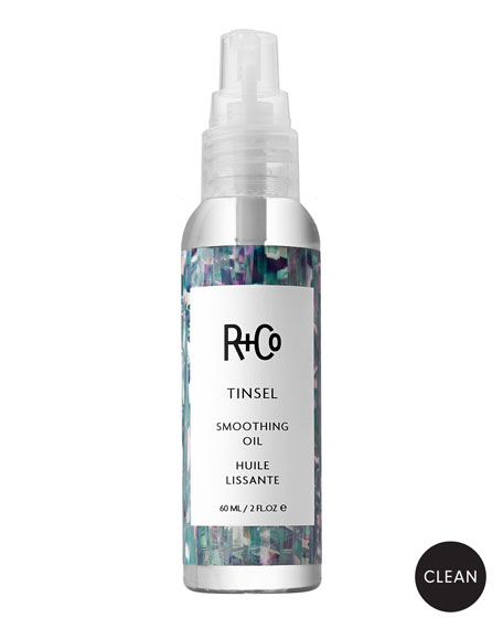R+Co Tinsel Smoothing Oil, 2.1 oz.