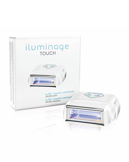 Iluminage Beauty Quartz Cartridge Cartridge with 120,000 Flashes