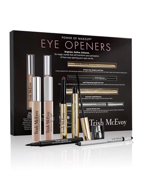 Limited Edition Power of Makeup Eye Openers