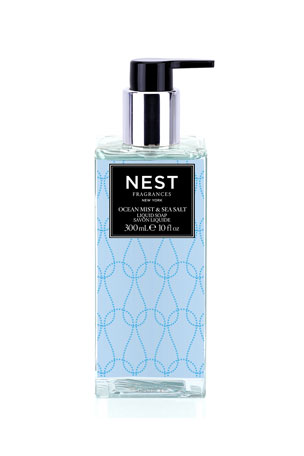 Nest Fragrances 10 oz. Ocean Mist & Sea Salt Liquid Soap